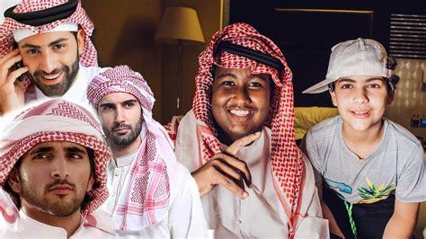 Arab Boy Teaches Me How To Tie Arabic Scarf #dubai