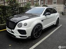 bentley bentayga mansory bentley mansory bentayga 18 november 2016 autogespot