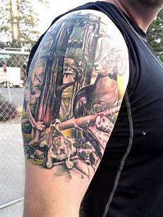 hunting tattoos hunting tattoos tatoos pinterest