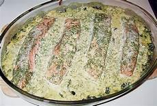 Lachs Spinat Auflauf Rezept Mit Bild Emely