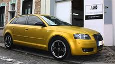 Garage Amd Audi A3 Sportback Total Covering Wrapping