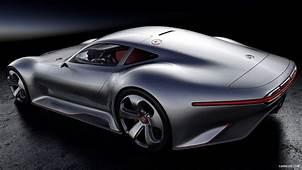Mercedes Benz AMG Vision Gran Turismo Concept 2013