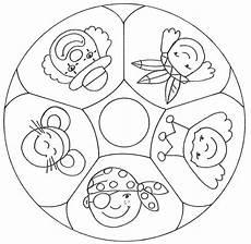 Malvorlagen Mandalas Kindergarten Kostenlose Malvorlage Mandalas Mandala Verkleiden Zum
