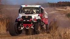 Pre Start Of Rally Dakar 2018 By Instaforex Loprais Team