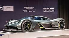 Aston Martin Am Rb 001 Hybrid Hits Auto Show Circuit In