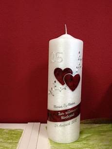 Hochzeitskerze Selber Gestalten - kerzen verzieren weihnachten suche qirinj