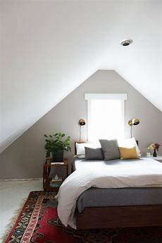 Apartment Therapy Attic Bedroom by Casey S Intentionally Designed Live Work Space In Portland