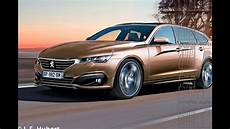 the new 2018 peugeot 508 sw