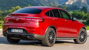 Mercedes Benz GLC Coupe 2016 Review  First Drive