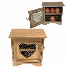 boite de rangement pour oeufs en bois pour 12 oeufs