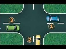 passage du code de la route les priorit 233 s de passage code de la route 2019