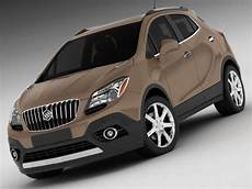Buick Encore Models by 3d Model Buick Encore Cgtrader