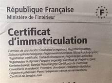 Obtenir Un Duplicata D Un Certificat D Immatriculation