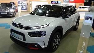 2018 Citroen C4 Cactus  Exterior And Interior Auto Show