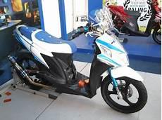 Modifikasi Suzuki Nex 2 by Skuter Toros July 2012