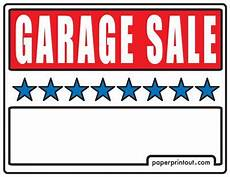 6 Free Office Templates Sletemplatess Garage Sale Signs Free Printable And Downloadable