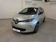 Achat Renault Zoe De D 233 Monstration Intens R110 My18 18