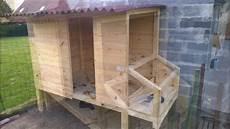 Construction Du Poulailler