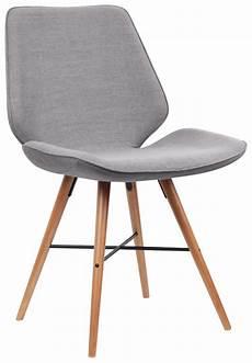 esszimmerst 252 hle 228 hnlich eames chair mit stoffbezug 2 st 252 ck