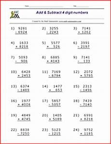 math worksheets printable from the math salamanders