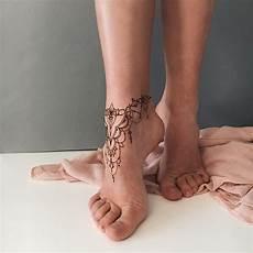 35 tatouages 224 adopter sur les chevilles anklet