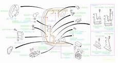 2004 subaru forester wiring diagram 2004 subaru forester 2 5l turbo at xt sports harness front wiring electrical airbag