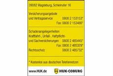 Huk Coburg Schaden Melden Versicherungen In Magdeburg