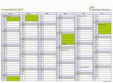berlin ferien 2017 ferien berlin 2017 ferienkalender zum ausdrucken