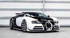 Panda Colored Bugatti Veyron Mansory Vivere Is One Of Two