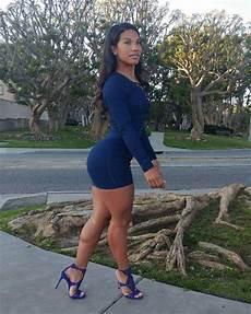 instagram fitness model this instagram fitness model says she has the best thighs