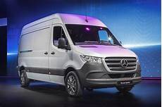 New Mercedes Sprinter Launched Commercial Motor