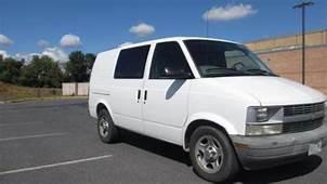 Buy Used 2004 Chevy Astro AWD Cargo Van 155000 Miles