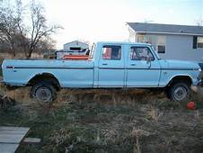 1976 4x4 Crew Cab HighBoy Bed Specs Question Help
