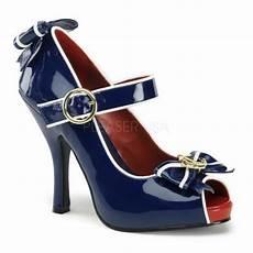 blau 11 5 cm anchor 22 damenschuhe mit hohem absatz