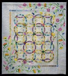 1000 images about wedding ring quilts pinterest double wedding rings wedding ring quilt