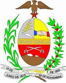 cuales son los simbolos regionales de trujillo s 237 mbolos patrios del estado trujillo