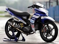 Modifikasi Motor Jupiter Z 2018 by Harga Yamaha Jupiter Z1 2018 Review Spesifikasi Modifikasi