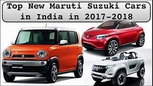 Top New Upcoming Maruti Suzuki Cars In India 2017 2018