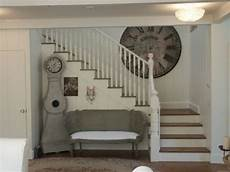 Practical Living Shabby Chic Painted Stairs