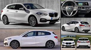 BMW 1 Series 2020  Pictures Information & Specs