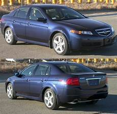 gas mileage for the 2004 acura tl