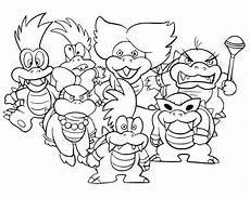 bowser coloring pages best coloring pages for