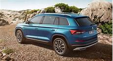 Skoda Kodiaq Scout All You Need To Motoroids