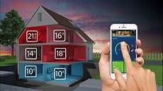 salus smart home heating system