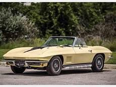 1967 chevrolet corvette stingray for sale