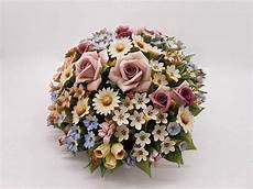 prezzo fiori composizione fiori in porcellana capodimonte bouquet