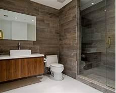 Badezimmer Fliesen Holz - wood tiles bathroom houzz