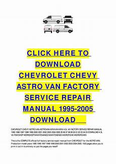 auto repair manual free download 2005 chevrolet express 2500 on board diagnostic system chevrolet chevy astro van factory service repair manual 1995 2005 download by cycle soft issuu