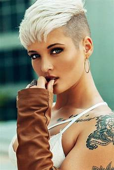 18 fade haircut ideas with different hairstyles pixie short hair styles hair styles hair cuts