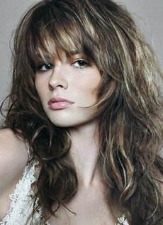 medium length shag hairstyles with bangs 20 classy long and medium shag haircuts
